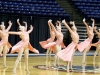 The STA dance team competes in the lyrical dance category. The team placed 4th place in this category. photo by Anna Hafner