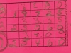 Senior Sophia Prochnow's score sheet from the Lee's Summit meet at which she first qualified for State. The judge carried a number wrong in the addition process, causing Sophia's score to be ten points off what it should have been. photo courtesy of Sophia Prochnow