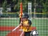 Junior Martina Florido prepares to bat at the game Sept. 23.
