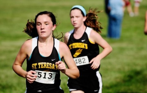 Cross country team competes in Lee's Summit North Invitational