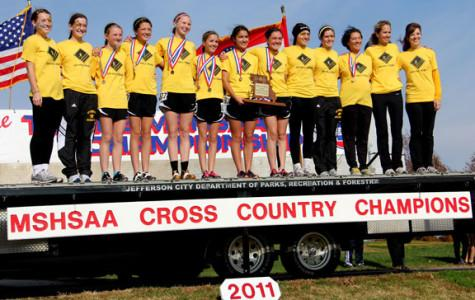 Cross country team places fourth at State meet