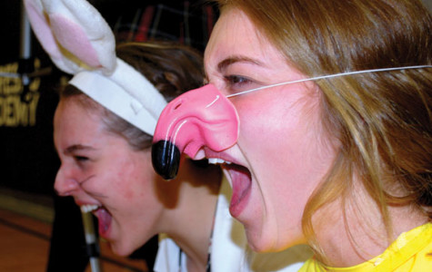 Gallery: Spirit at the Sion basketball game