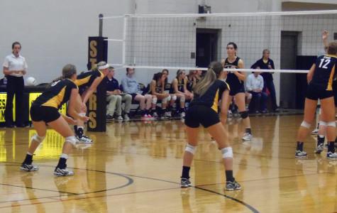 Gallery: Senior volleyball night