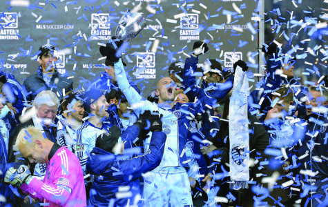 Sporting KC to gain attention with MLS Cup win