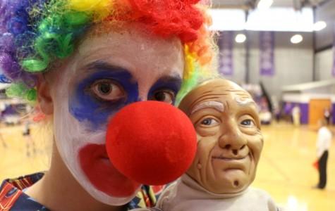 Gallery: Clownin' around