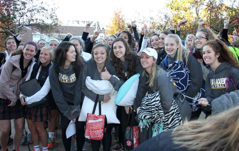 Volleyball departs for State Championship