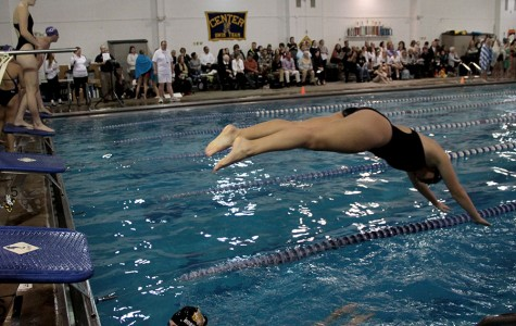 Gallery: Swim and dive senior night