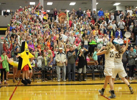 Gallery: STA vs. Miege basketball game