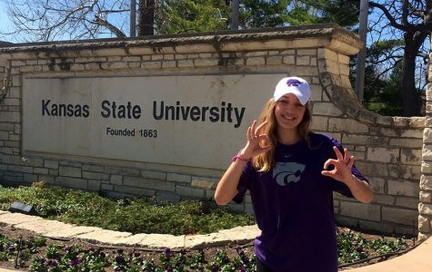 Junior commits to play volleyball at K-State