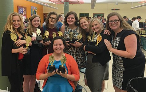 Debate team takes second at 2015-16 championship tournament