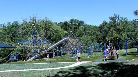 Rope parks of Kansas City