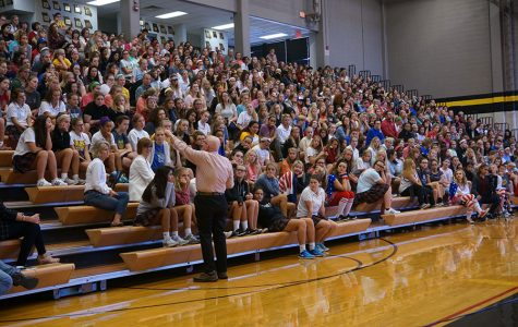 STA hosts all-school informational seminar on substance abuse