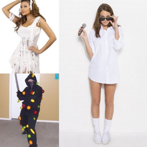 Izzy Knows Best: Last-minute Halloween costume ideas