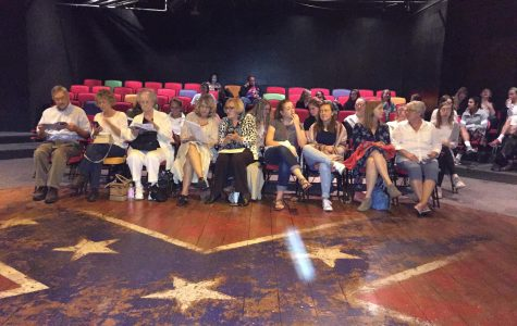 U.S. history classes take field trip to Coterie Theater