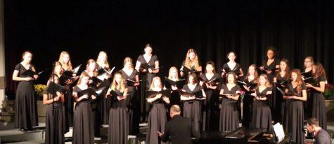 DartTube: Fall choir performance highlights