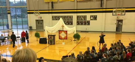 STA hosts St. Teresa of Avila prayer service