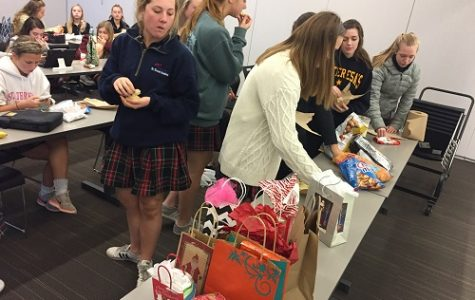 FBLA throws annual Christmas party