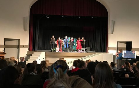 """Shakespeare Goes to the Opera"" visits STA"