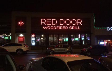 Meet me behind the red door
