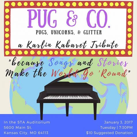 DartTube: PUG & Co. Pugs, Unicorns and Glitter – A Karlin Kabaret Tribute