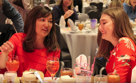 DartTube: 2017 Mother-Daughter Luncheon & Fashion Show