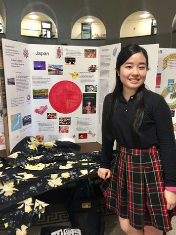 STA freshman has her ceramic art showcased in exhibition
