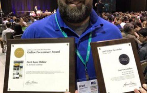 Dart staff wins online Pacemaker award