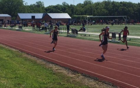 Track Stars compete at Districts