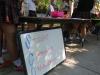 Student Community Organization advertises to students at the club fair Aug. 24. photo by Bridget Jones