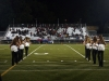 The STA dance team performs their annual half-time dance at the Rockhurst High School football team Oct. 14. photo by Cassie Hayes