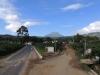 Roads and a volcano in Chimaltenango, Guatemala July 25, 2013. photo by Maddy Medina