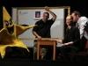 Absher and Nielsen interrogate Twinks.