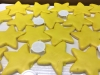 Star cookies lay in a box after the Mass explained event during Catholic Schools Week. photo by Paige Powell