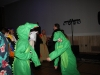 A pair of crocodiles dance to the beat after the dance floor opens up to everyone. photo by Libby Hutchinson