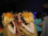 Two lions dance together at the Father-Daughter Dance Feb. 21. photo by Libby Hutchinson