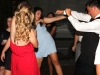 """Sophomore Hailey Coleman dances to """"Soulja Boy"""" at the Teresian dance Oct. 17. """"Crank That (Soulja Boy)"""" by Soulja Boy Tell'em is a popular dance from 2007. photo by Paige Powell"""