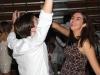 Senior Claire McHugh dances with Rockhurst High School Senior Jack Franke Oct. 17. photo by Paige Powell
