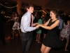 Junior Mara Cressey, right, and her date dance together during the Junior Ring dance April 9. photo by Kat Mediavilla