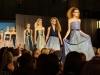 Models strut down the runway to present the entire collection of a designers collection Sept. 24. photo by Violet Cowdin