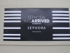 A sign displaying the anticipated opening of a new Sephora is posted outside of a construction site at the Country Club Plaza Sept. 8. This new Sophora is opening in October 2015 and will be one of the many new store openings in the Plaza this year. photo by Kat Mediavilla