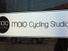 Mojo Cycling Studio located at 4722 Broadway Suite 200 between Helzberg and Lucky Brand Jeans, above the Apple Store. photo by Bridget Jones.