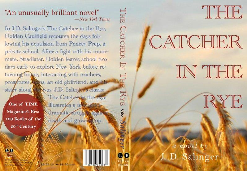 questions for the novel the catcher in the rye