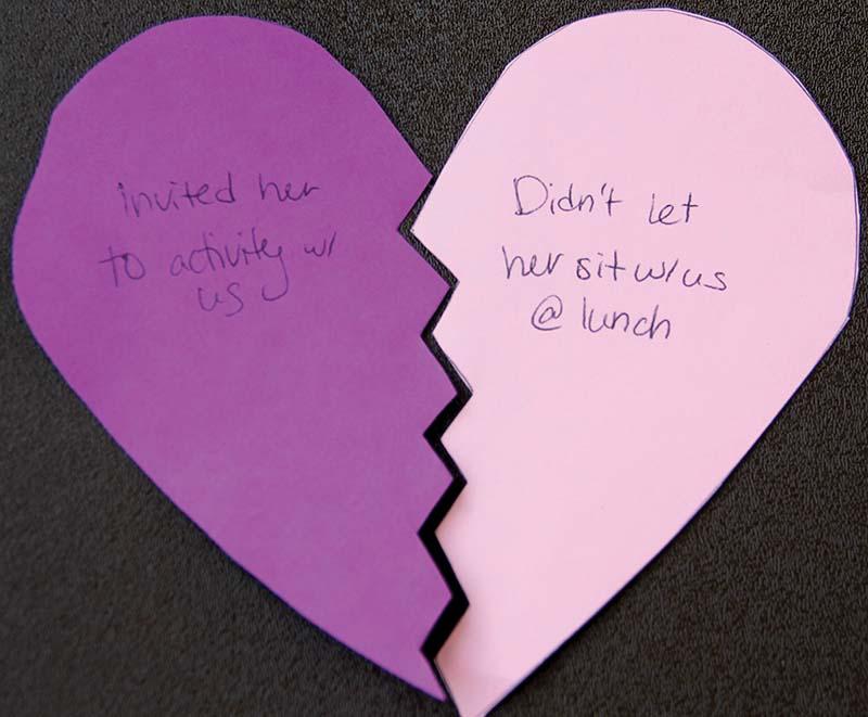 Peer Helpers mend students' broken hearts – DartNewsOnline