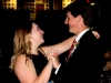 Junior Karen Crouch enjoys a dance with Rockhurst junior Jake Propeck at the annual Teresian dance Oct. 15. photo by Anna Kate Powell
