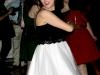 Junior Nicole Slocomb dances at the annual Teresian dance Oct. 15. photo by Anna Kate Powell