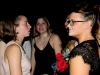 Junior Grace Oest, left, has a conversation with junior Orion Martinek-Ballard at the annual Teresian dance Oct. 15. hoto by Anna Kate Powell