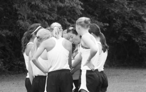 Cross country team wins meet in St. Louis