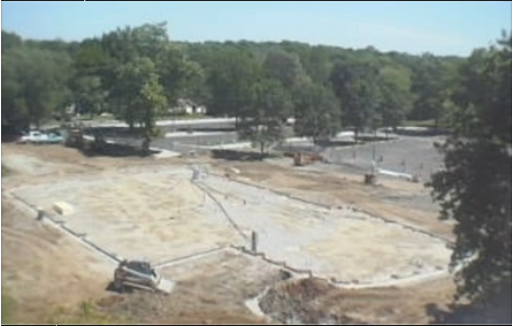 DartTube: Watch the Windmoor Center construction in one minute