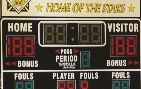 STA scoreboard