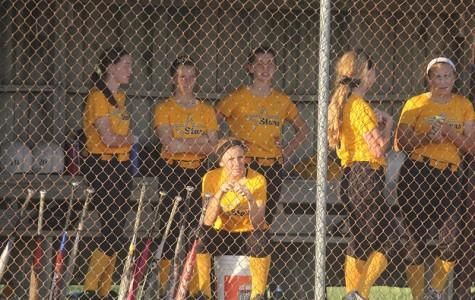 Varsity softball players set records at STA